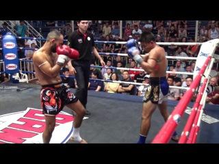 Firdavs Boynazarov (Tiger Muay Thai) vs Sinchainoi Sor Sinchai 14/12/16