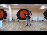 Кизомба   Саша и Таня (Ce