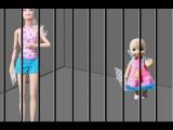 Мультики для детей Мама Барби малыш тюрьма Кен Пранк и полиция мультфильмы с куклами Барби Prank