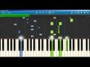 Naruto Shippuden Opening 3 - Blue Bird Piano Tutorial (Synthesia)