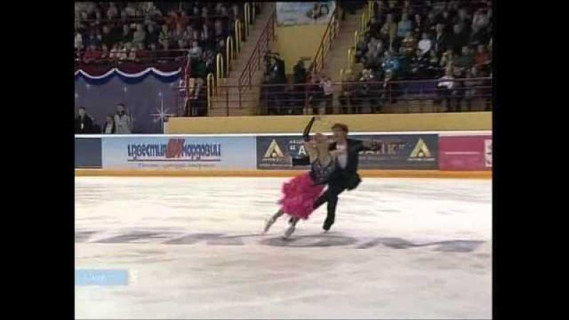 Ekaterina BOBROVA Dmitri SOLOVIEV 2011 SD Russian Nationals