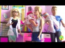 Barbie. BarbieGirl Ken with Baby doll twins go to Barbie Doctor channel Baby Joy