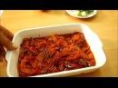 Перец Запеченный Вкусный Салат Peperoni al Forno Insalata