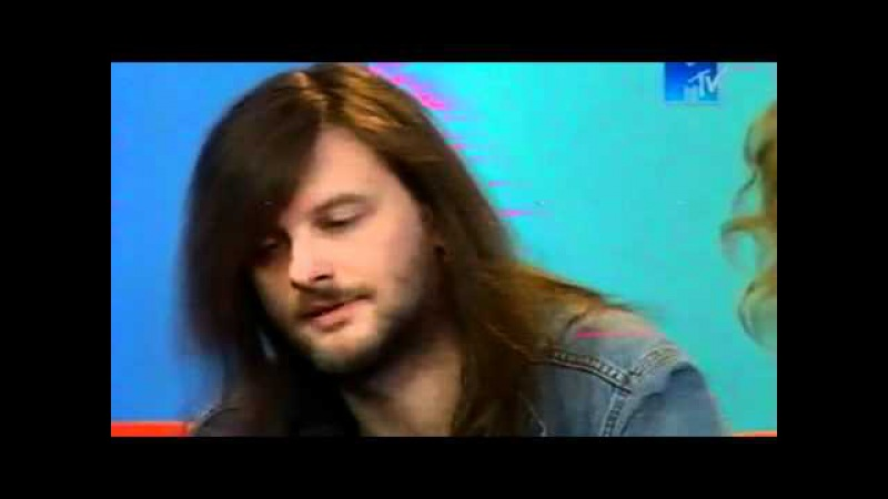 Helloween MTV Russia Kapriz Broadcast Interview, pt 2 (24.05.2001)