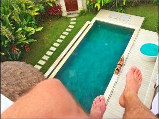 Остров Бали. Потихоньку осваиваемся. Пляж Танах лот. Лес обезьян