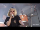 Crystal Castles - Black Panter, Live Lollapalooza 2013