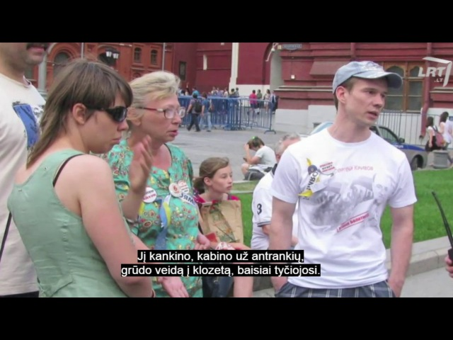ЭМИГРАНТКА СБЕЖАЛА В ЛИТВУ! Ирина Калмыкова на LRT