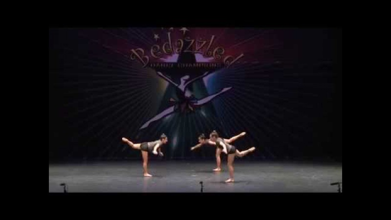 She Cut Me - Talia Favia choreography - Contemporary Trio 2014 Age 13