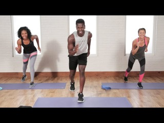 Calorie-Torching 30-Minute Cardio and Sculpting Tabata Workout