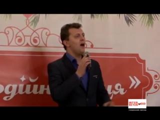 Дмитро Чередниченко - виступ на Благодійних серцях 2017.