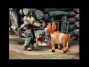 """Советский мультфильм """"Волк и телёнок"""". Союзмультфильм, 1984 год"""