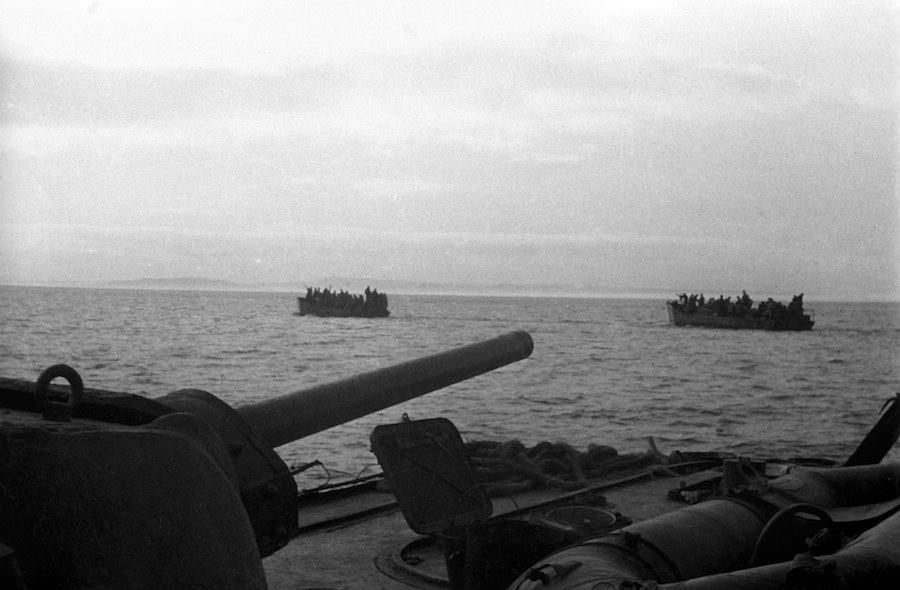 Катера Азовской военной флотилии