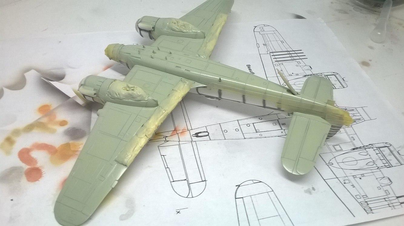 Bristol Beaufighter TF.Mk.X 1/72 (Revell) XuSgUZjKsFM
