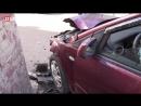 Авария на перекрестке в Петербурге