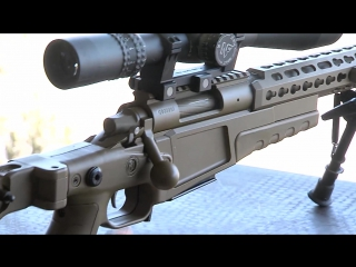 AEX  SHOT SHOW 2015 Surgeon Rifles