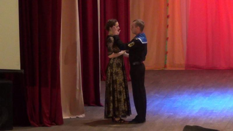 13. Полина Мишурова и Александр Грушин - Вальс