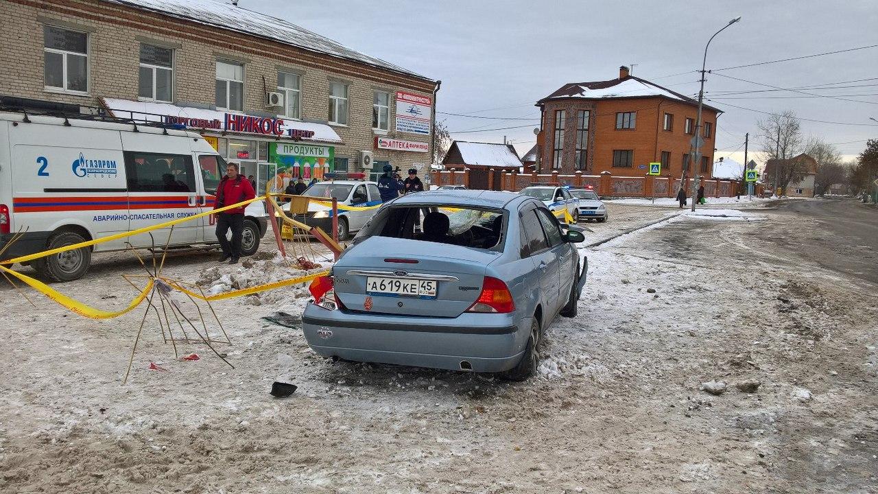 Нетрезвый курганец сбил человека и поломал газопровод вТюмени