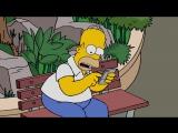 Гомер Симпсон и Pokemon GO