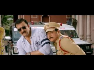 Инспектор в законе / Два в одном: Полицейский и бандит / Policegiri (2013) DVDRip