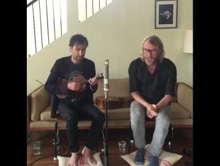 Andrew Bird Live FromThe Great Room with Matt Berninger