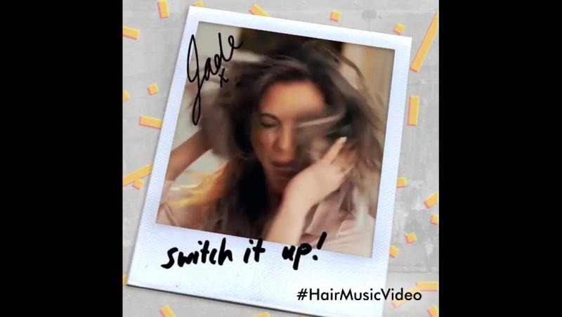 У кого есть это ПятничноеНастроение 😎 на @.iTunes в форме песни Hair, совместной с @.duttypaul 🙌💁🏼 LM HQ x