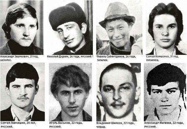 «Русских в плен не брать!»: восстание советских