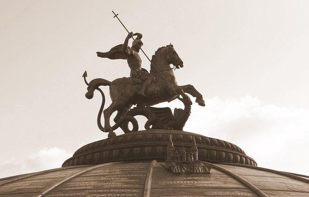 Георгий Победоносец – один из самых почитаемых в России святых