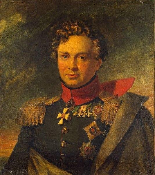 Генерал-лейтенант А. И. Горчаков (1779-1855)