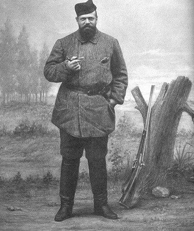 Александр III Внешностью, характером, привычками и самим