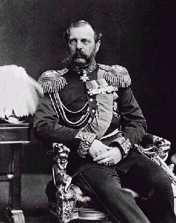 Семья Императора Александра II Освободителя.