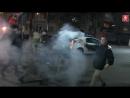 У Житомирі до дня народження Бандери націоналісти традиційно запалили смолоскипи