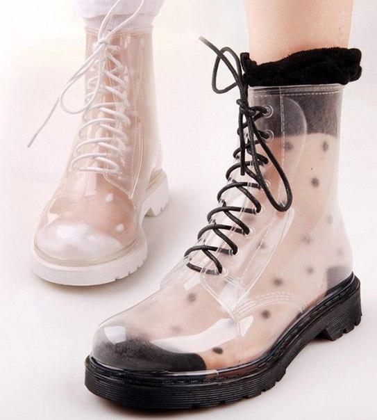 Бизнес идея: Прозрачная обувьОбувь. Предмет первой необходимости или