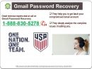 Why Gmail Password Recovery@1-888-830-5278 is so worthwhile?