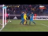 Лига Европы, групповой этап, 5-й тур. Зенит 2-0 Маккаби Тель-Авив