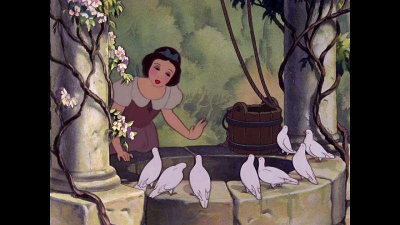 Snow White and the Seven Dwarfs - Im Wishing (German 1994)