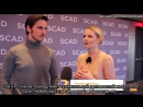 ›› aTVfest 2 Дженнифер и Колин говорят о персонажах шоу 2017 год русс суб