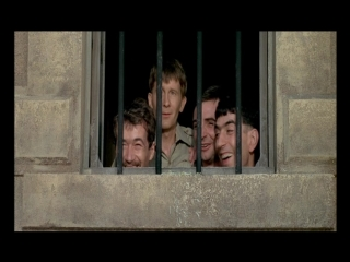 Новобранцы идут на войну (Франция, 1974) комедия, советский дубляж без вставок закадрового перевода