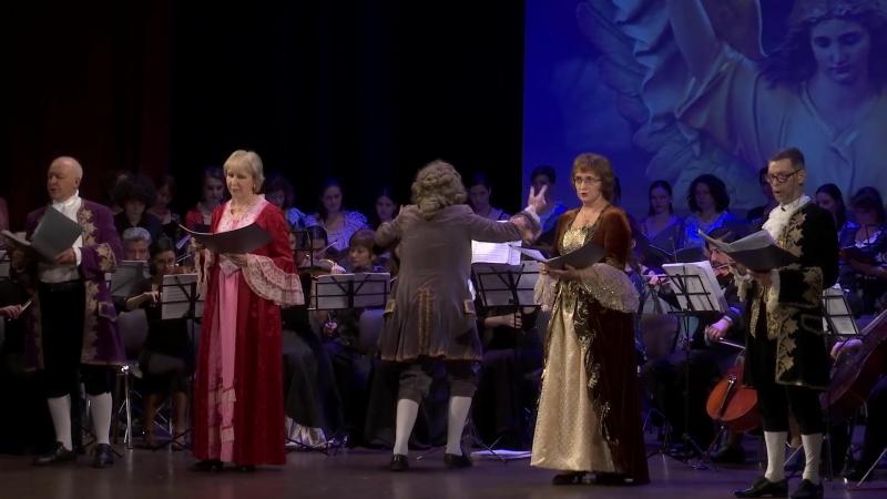 Rossini. Petite messe solennelle 2. Gloria. ТСМ, 23.12.2016