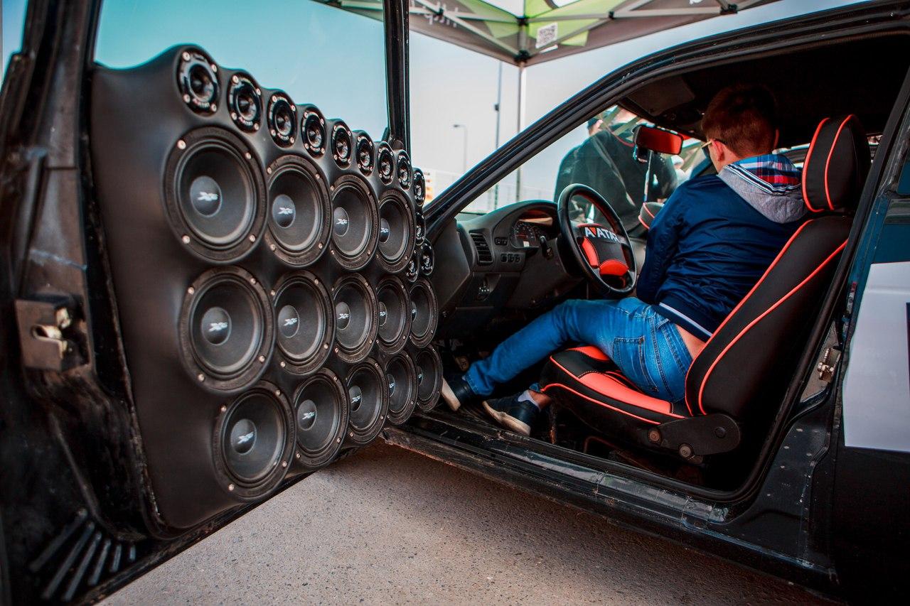 фото машины с музыкой наркоза легко