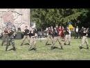 Лицарський хрест танцювальний колектив Косарської загальноосвітньої школи