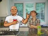 Мистер Мускул Очень смешная пародия на рекламу [360]