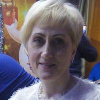 Анкета Оленька Викторова