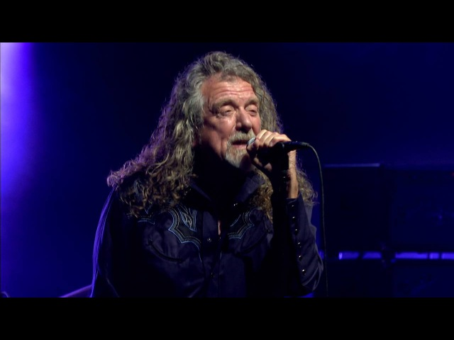 Robert Plant The Lemon Song Live at Rock Werchter 2016