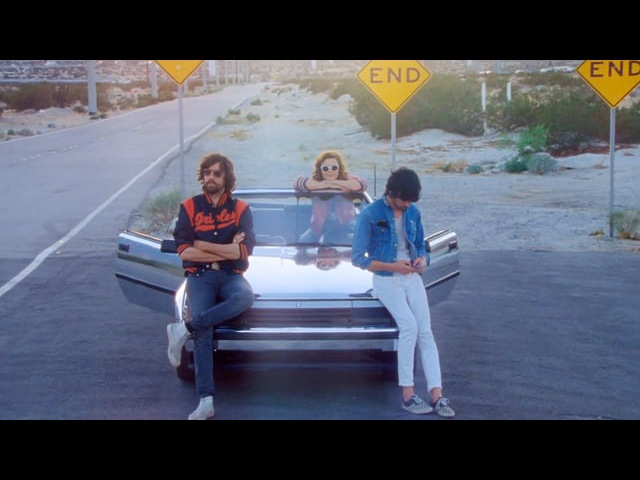 Justice – Fire
