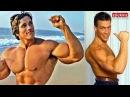 TRAINING Jean Claude Van Damme Arnold Schwarzenegger ENTRENANDO Workout ANTES DESPUES TRIBUTO JCVD