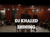 DJ Khaled - Shining ft. Beyonce &amp Jay Z Hamilton Evans Choreography