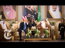 President Trump Speaks to Muslim Leaders In Renewed Campaign Against Extremism | The New York Times