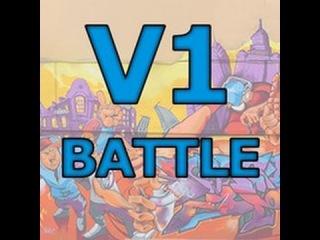 V1 Battle 2016 | 4-th Day | 3-rd July | Live Stream (Запись прямой трансляции)