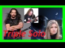 TRIPLE SOLO, Tina S, John Petrucci Dr Viossy - Dream Theater The Best of Times