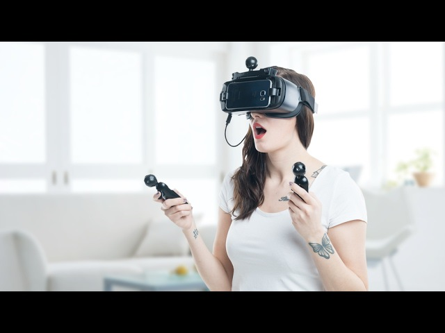 NOLO VR: Play Steam VR Games on Your Smartphones